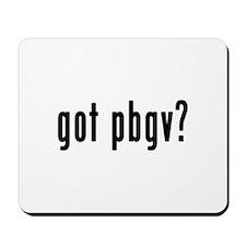 GOT PBGV Mousepad