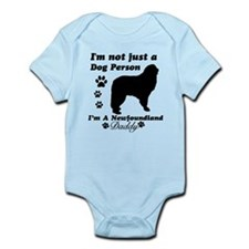 Newfoundland Daddy Infant Bodysuit