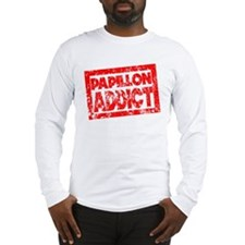 Papillon ADDICT Long Sleeve T-Shirt