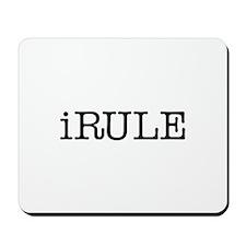 iRule Mousepad