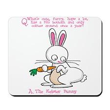 Keister Bunny Mousepad