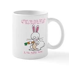 Keister Bunny Mug