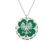 Irish Polish Heritage Necklace