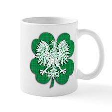 Irish Polish Heritage Mug