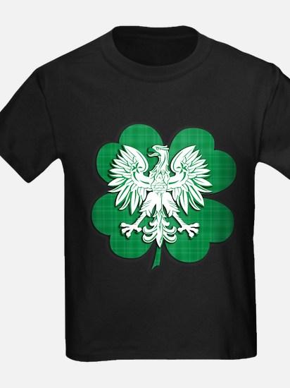Irish Polish Heritage T