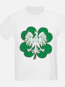 Irish Polish Heritage T-Shirt