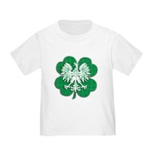 Irish Polish Heritage T