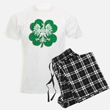 Irish Polish Heritage Pajamas