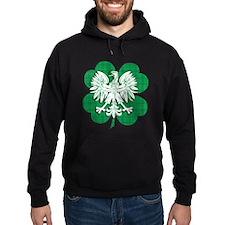 Irish Polish Heritage Hoodie