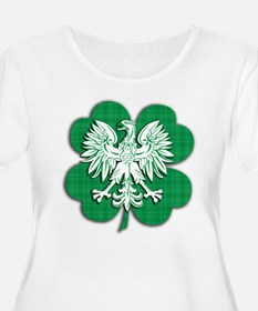 Irish Polish Heritage T-Shirt