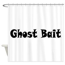 Ghost Bait Shower Curtain