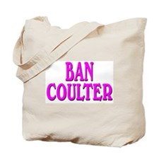 BAN COULTER Tote Bag