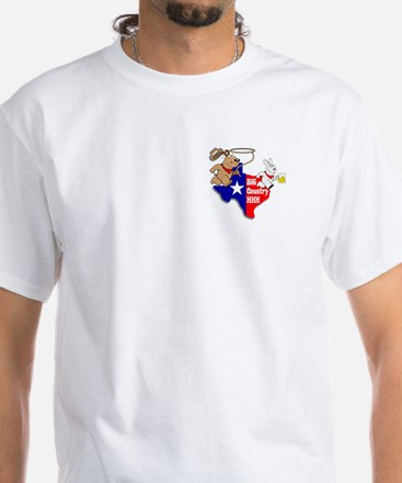 Big Country H3 Gear White T-Shirt