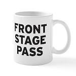PWK Front Stage Pass - Mug