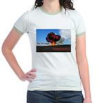 Boomershoot 2012 Jr. Ringer T-Shirt