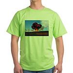 Boomershoot 2012 Green T-Shirt