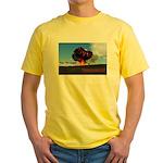 Boomershoot 2012 Yellow T-Shirt