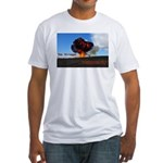 Boomershoot 2012 Fitted T-Shirt