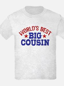 World's Best Big Cousin T-Shirt
