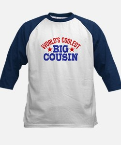 World's Coolest Big Cousin Tee