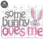 Some Bunny Loves Me Puzzle