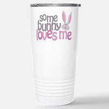 Some Bunny Loves Me Travel Mug