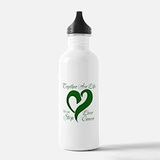 Stop Liver Cancer Water Bottle