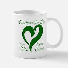 Stop Liver Cancer Mug