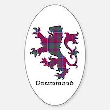 Lion - Drummond Decal