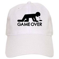 Alcohol puke Baseball Cap