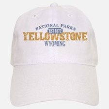 Yellowstone National Park WY Baseball Baseball Cap