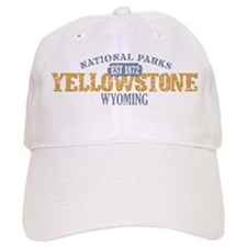 Yellowstone National Park WY Cap
