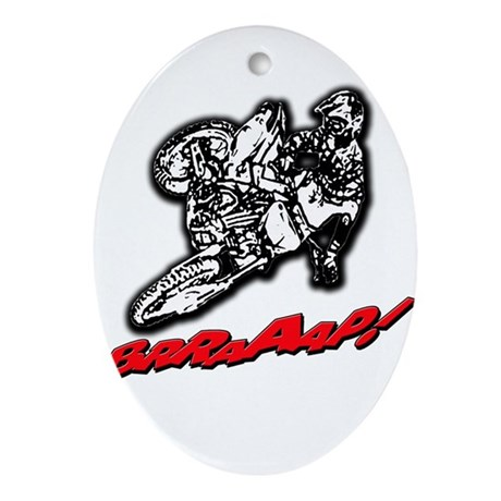 RVbraaap Ornament (Oval)