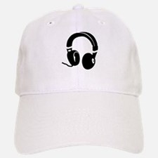 Headphones Baseball Baseball Cap
