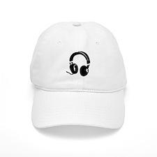Headphones Baseball Cap