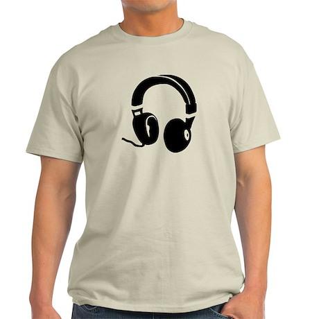 Headphones Light T-Shirt