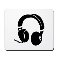 Headphones Mousepad