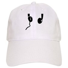 Headphones Baseball Cap