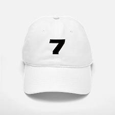 JS7blk Baseball Baseball Cap