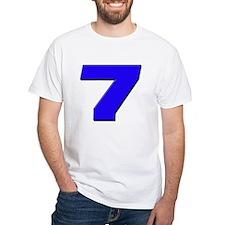 JS7blue Shirt