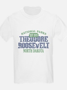 Theodore Roosevelt Park ND T-Shirt