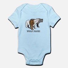 Wolf Pack Infant Bodysuit
