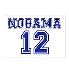 Nobama 2012 Postcards (Package of 8)