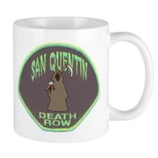 San Quentin Death Row Small Small Mug