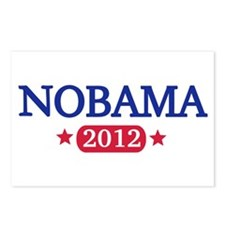 Nobama 2012 Postcards (Package of 8)