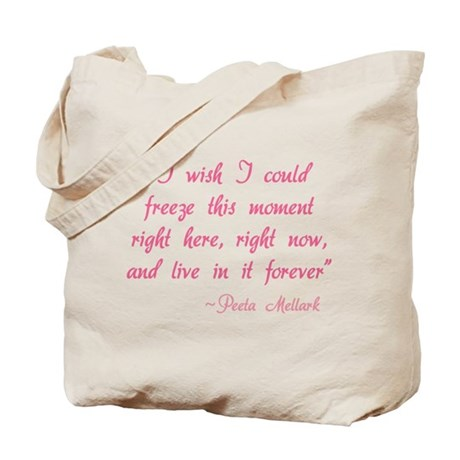 HG I wish I could freeze this moment Tote Bag