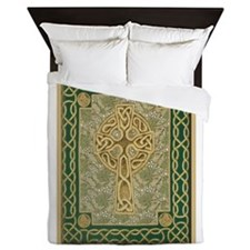 Celtic Cross Queen Duvet