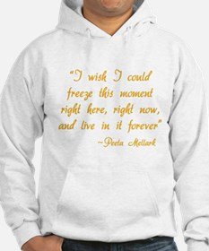 HG I wish I could freeze this moment Hoodie