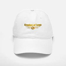 """Tonga Flag"" Baseball Baseball Cap"