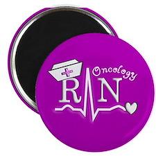 """Oncology Nurse 2.25"""" Magnet (10 pack)"""